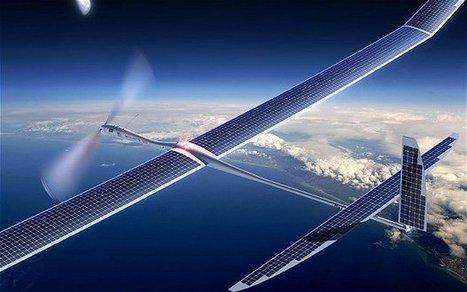 Facebook va connecter l'Afrique à Internet grâce à 11 000 drones   Social Media News   Scoop.it