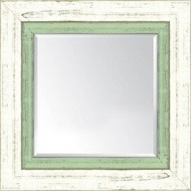French White and Mint - Reseller Mirrors Wall Décor Frames by Iconic Pineapple | Iconic Pineapple - Reseller of Mirrors, Traditional Prints, Giclee Art Prints, Big Fish, New Century Picture, Picture It | Scoop.it