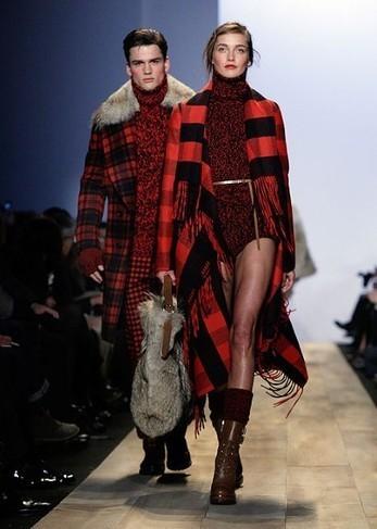 New York Fashion Week: Michael Kors autumn/winter 2012 - Telegraph | moda | Scoop.it