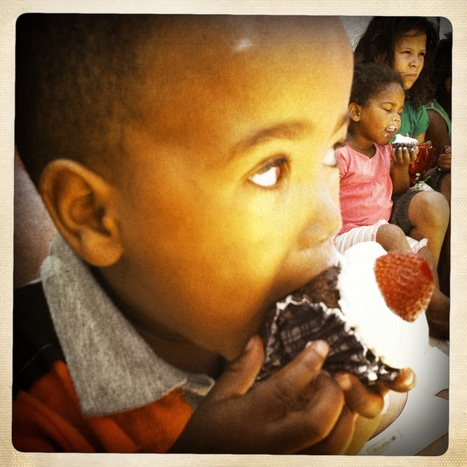 Cupcake... NOM NOM | Hipsta | Scoop.it