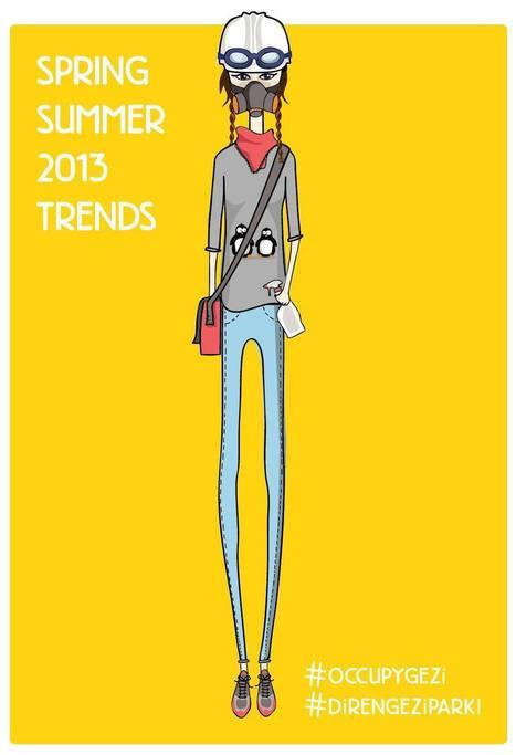 Spring Summer 2013 Trends | Her Yer Taksim | Scoop.it