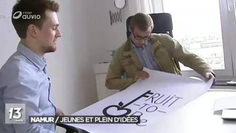 Incubateur d'entreprise - RTBF Auvio | Université de Namur | Scoop.it