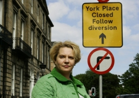 Health and safety fears aired over traffic diversions - Edinburgh - Scotsman.com | Today's Edinburgh News | Scoop.it