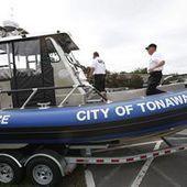 City of Tonawanda shows off new police boat - Buffalo News   Small Fishing Boat   Scoop.it