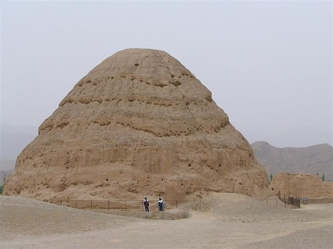 Asia Uncovered: West Xia Imperial Tombs   Asia Uncovered   Scoop.it