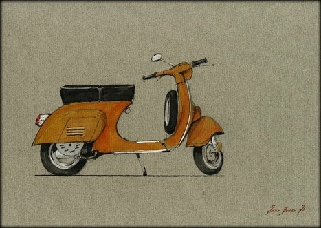 San Martin Arts Crafts | Vespa Stories | Scoop.it