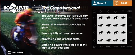 Grand National Quiz | Intelligent Quizzing Entertainment | Quiz Related Biz - Social Quizzing and Gaming | Scoop.it