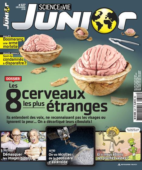 Science & Vie junior n° 327 - Décembre 2016 | Abonnements  CDI | Scoop.it