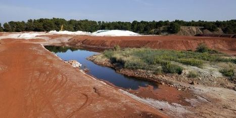 Le rejet de produits toxiques autorisé dans le Parc national des Calanques | Toxique, soyons vigilant ! | Scoop.it