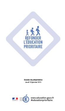 Refonder l'éducation prioritaire - Ministère de l'Éducation nationale - janv.2014   Éducation   Scoop.it