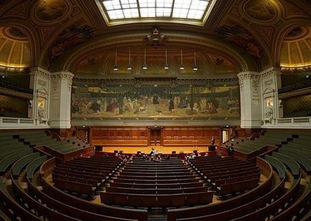 Université Paris 1 Panthéon-Sorbonne: Top 10 des plus grands amphithéâtres de la Sorbonne | TOURISME OENOLOGIE | Scoop.it