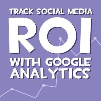How To Track Social Media ROI With Google Analytics   Scooping Up Shares   Scoop.it