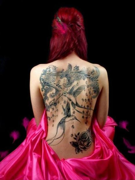 How to Take Good Care of a New Tattoo - Disappearing Ink NYC | Business and Stuff | Scoop.it