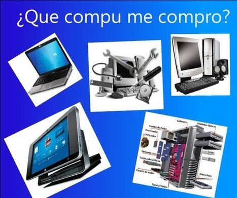 Aspectos a tener en cuenta al comprar una Computadora | MSI | Scoop.it