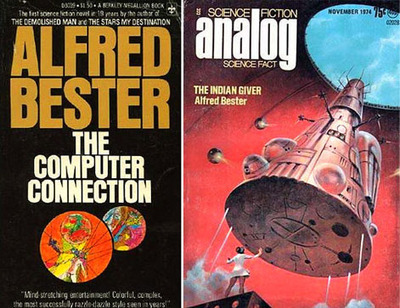 "Alfred Bester ""The Computer Connection"" 