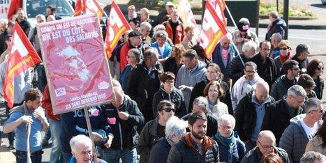 Bayonne : 1.600 manifestants défilent contre le projet de loi El Khomri | BABinfo Pays Basque | Scoop.it