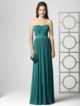 Dessy 2860 Bridesmaids gown | Bridal and Wedding News | Scoop.it