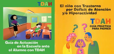 GUÍAS PRÁCTICAS SOBRE ALUMNADO CON TDAH | CPR Gijón Oriente Eduación Inclusiva | Scoop.it