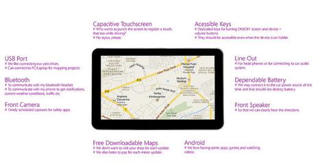 GPS Car Navigator: What we want Vs  What we get   Bbroy   Scoop.it
