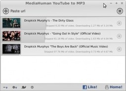 How to convert YouTube Video to MP3 easily on GNU/Linux | Linux and Open Source | Scoop.it