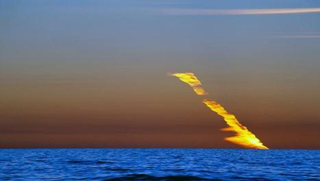 Meteor plunges into ocean lighting up Perth sky - Courier Mail | :: The 4th Era :: | Scoop.it