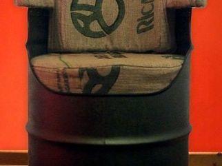 Barrel Coffee Chair | 1001 Creative ideas ! | Scoop.it