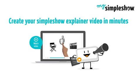 mysimpleshow - create your own explainer video in minutes | Tablets na educação | Scoop.it