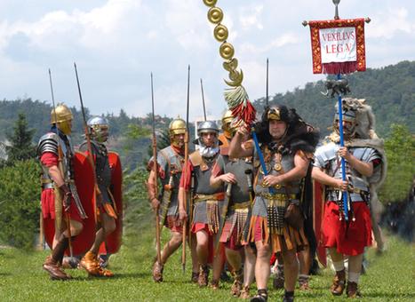 Les Journées gallo-romaines de Lyon 2013 du Musée de Saint-Romain-en-Gal - Festival | A visiter | Scoop.it