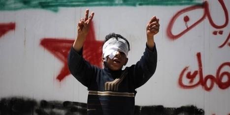 Bombas de barril, hambrunas -- ¿paz? | Yo  mismo | Scoop.it