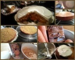 Le Carrot Cake Mix de GLEBE Farm … à ne rater sous aucun prétexte ! | Gluten Free | Scoop.it