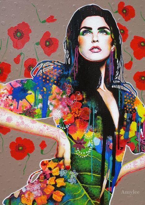 Amylee | Painter | les Artistes du Web | Scoop.it
