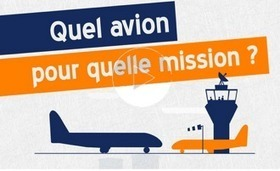 Quel avion pour quelle mission ? - Mooc | Ressources d'apprentissage gratuites | Scoop.it