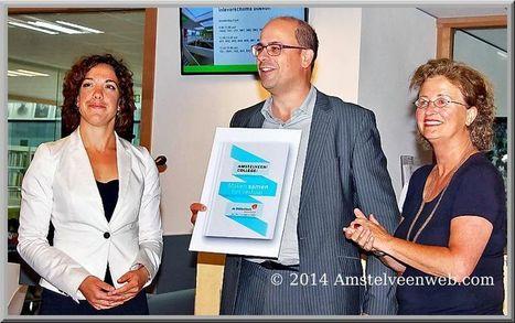 Amstelveen College en Bibliotheek Amstelland maken samen het verhaal - Amstelveenweb.com | Kijken hoe dit gaat | Scoop.it