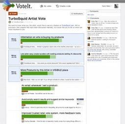 VoteIt. Aide à la decision en mode collaboratif - Les Outils Collaboratifs | Outils Web 2.0 en classe | Scoop.it