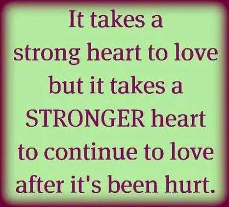 It takes a stronger heart! | from around the web | Scoop.it