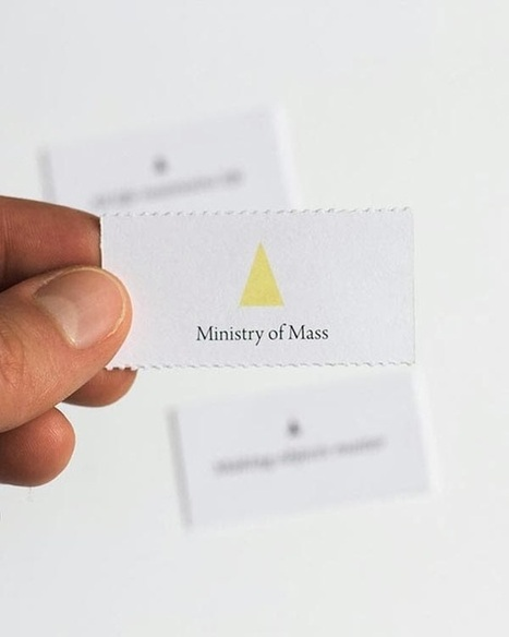 Mini Business Card Design Awesomeness | The Graphic Design Inspiration | Scoop.it