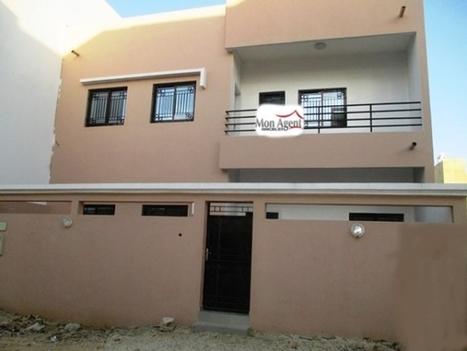 Villa a louer a mermoz dakar immobilier au se for Acheter une maison au senegal dakar