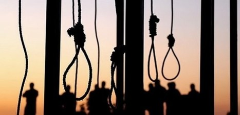 UN: Rouhani's First Year as Iranian President Saw Most Executions in Over a Decade - The Tower   Politics and Business   Scoop.it