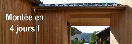 Vidéo : montage d'une maison passive en bois en 4 jours | Maisons Bois Basse Conso | Scoop.it