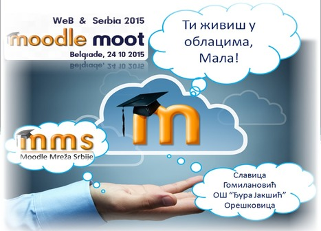 Ti živiš u oblacima, Mala (Moodle Cloud) | IKT u nastavi | Scoop.it