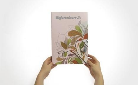 Stampa cartelline di presentazione: unquarto » My Brochure | Stampa cartelline personalizzate | Scoop.it