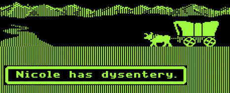 Tales from The Oregon Trail: Traversing the Digital Content Terrain (EdSurge News) | Transmedia and Tech Junior | Scoop.it