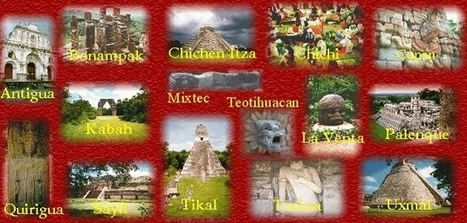Ancient Mesoamerican Architecture | Ancient Civilizations | Scoop.it