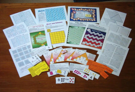 Fun Math Games for Kids | Printable Math Games | Math Board Games | 3KI Math Sites | Scoop.it