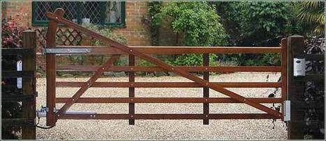 Planning a Trip Abroad? Install Gates Surrey to Secure Your Home   Garden Gates   Scoop.it