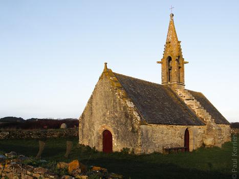 Bretagne - Finistère : 4 pélerins à Saint Vio | photo en Bretagne - Finistère | Scoop.it