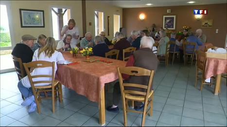Les maisons d'accueil rurale ou la colocation pour seniors - TF1 | Residence seniors | Scoop.it