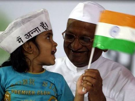Independence Day special: Anna Hazare, the modern freedom fighter | News | Scoop.it