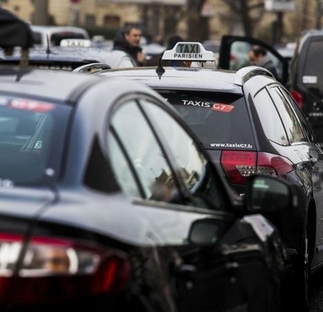 Les taxis et les VTC, à l'aube de l'armistice ?   Mobilités, modes de vie et modes de ville   Scoop.it