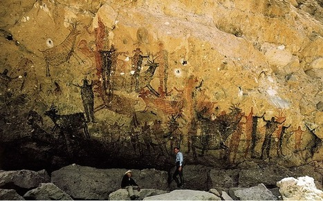 Discover Cave Paintings in Baja California, Mexico Near Loreto ... | Ancient Origins of Science | Scoop.it